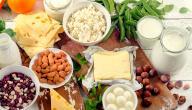 تعويض نقص الكالسيوم
