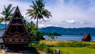 جزيرة سومطرة في إندونيسيا