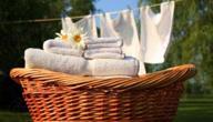 كيف اغسل الملابس البيضاء