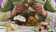 نظام غذائي لزيادة الوزن في شهر