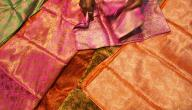 كيف اثبت لون الملابس