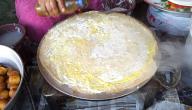 طريقة عمل خبز رقاق بالبيض