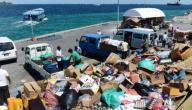 عدد سكان جزر المالديف