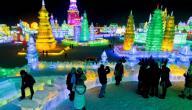 مدينة الثلج في ماليزيا
