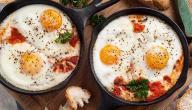 وصفات سهلة للفطور