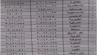 أكبر محافظة في مصر من حيث عدد السكان