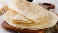مكونات خبز الرقاق
