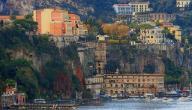 مدن جنوب إيطاليا