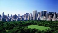 مدن سياحية في أمريكا