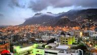 كم عدد سكان محافظة تعز