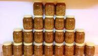 مكونات خلطة العسل للتسمين