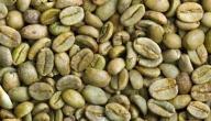 ما فوائد القهوة الخضراء