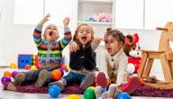 كيفية تعليم الأطفال في الحضانة