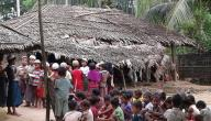 دولة بورما وموقعها