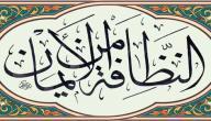 موضوع قصير عن عناية الإسلام بالطهارة والنظافة
