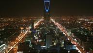 نبذة عن مدينة الرياض