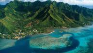 جزر موريا