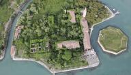 جزيرة بوفيليا في إيطاليا