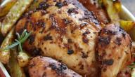 طهي الدجاج بطرق مختلفة