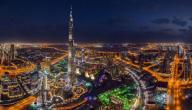 وصف مدينة عصرية