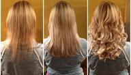 طريقة تطويل الشعر بسرعة وتكثيفه