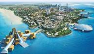 جزيرة سعديات في أبو ظبي