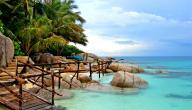 جزر بانكوك السياحية
