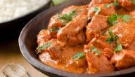 طريقة إيدام الدجاج الهندي