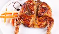 طريقة عمل تتبيلة الدجاج بالفرن