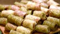 طريقة طبخ الملفوف السوري
