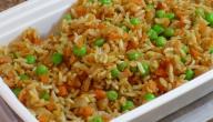 طريقة طبخ الأرز الهندي