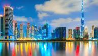 جمال مدينة دبي