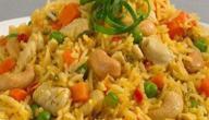 طريقة طهي أرز بسمتي