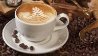 طريقة عمل قهوة لاتيه