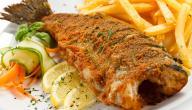 طريقة طبخ سمك القرش