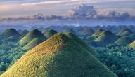 جزيرة بوهول في الفلبين