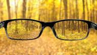ضعف النظر وأعراضه