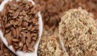 فوائد بذر الكتان للجسم