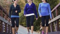فوائد المشي يومياً لمدة نصف ساعة