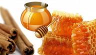 فوائد العسل مع القرفة على الريق