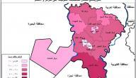 قرى محافظة المنوفية