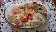 طريقة طبخ عيدان الأرز