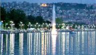 مدينة سامسون في تركيا