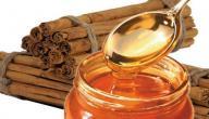 فوائد القرفة والعسل للتنحيف