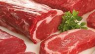 فوائد أكل لحم الإبل