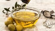 فوائد نواة الزيتون للرموش