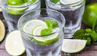فوائد عصير الليمون والنعناع