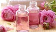 فوائد ماء الورد المثلج للبشرة
