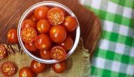 فوائد الطماطم لمرضى السكري