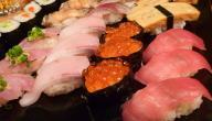 ما هي أكلة السوشي